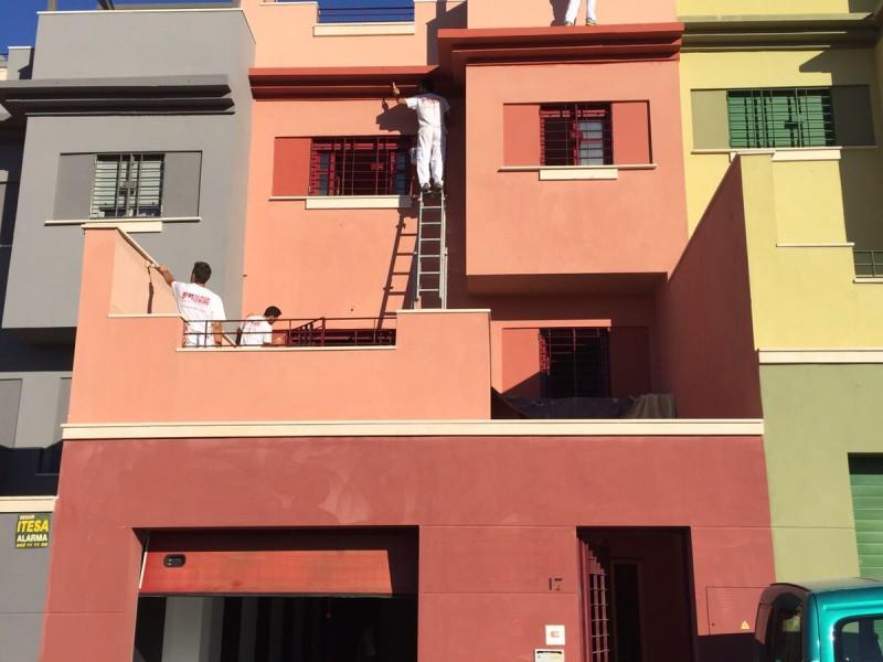 Rehabilitacion de fachadas Malaga Colors 4