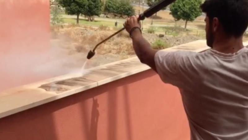 Limpieza de fachadas Malaga a presión