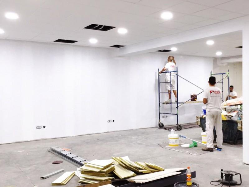 Pintura de Interiores y Remodelacion Malaga Colors
