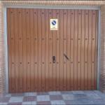 imitación madera pintores malaga resultado final